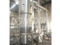 WDG颗粒(水分散粒剂)干燥机-性能特色