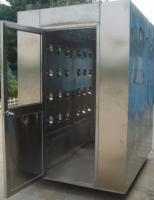 重慶雙人雙吹不銹鋼風淋室 重慶廠家直銷價優質保