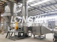 鈦白石粉干燥機-設備特點