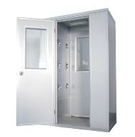 西安电子厂风淋室 单人三吹彩钢板净化风淋室 价格优惠
