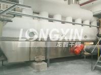 葡萄糖酸鈉(內脂)干燥機-性能特點