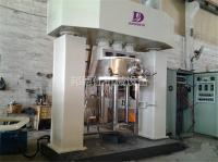 供應東莞真空強力分散機 透明玻璃膠分散機 透明玻璃膠生產設備