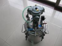 不锈钢全自动动搅拌压力桶压力罐40L
