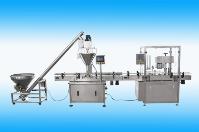 直列式粉剂灌装生产线全套定制