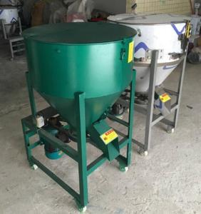 鱼塘浮水料搅拌机 小型禽畜饲料混合机