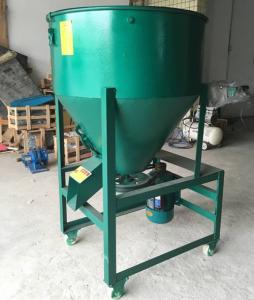 小型泥鳅饲料拌药机 水产饲料混合机