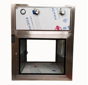 蘇州萬博風淋式電子互鎖傳遞窗廠家供應