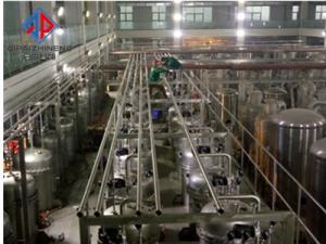 大孔树脂生产线