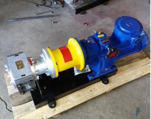 磁力齒輪泵,無泄漏磁力齒輪泵,不銹鋼磁力齒輪泵