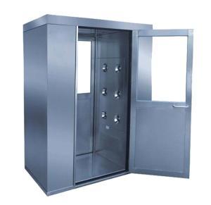 湖南长沙3门不锈钢风淋室厂家 钢板风淋室价格