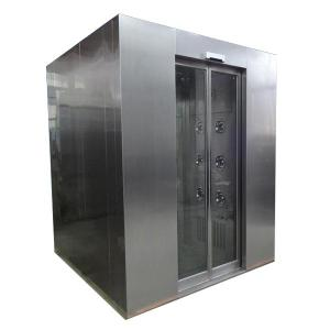 湖南長沙食品廠風淋室價格 無塵車間風淋室廠家