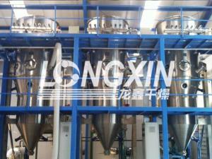 密闭沸腾干燥机-防爆-防臭-防溶媒气体外泄