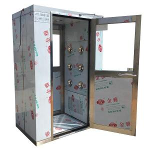 浙江杭州食品厂风淋室价格 无尘车间风淋室厂家