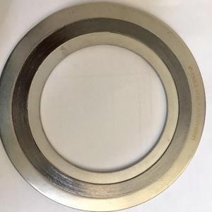 不锈钢金属缠绕垫片市场价格,带内外环金属缠绕垫厂家价格