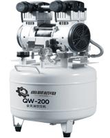 QW-200無油空壓機