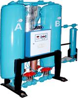 干燥機-微熱吸附式干燥機