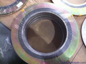 异型金属缠绕垫片生产加工,v型缠绕垫片销售价格