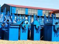 水泥廠布袋除塵器工藝圖 濾筒除塵器