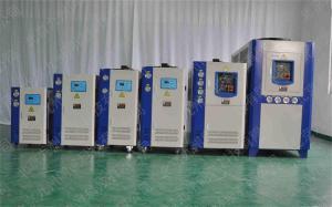 果汁饮料生产专用循环水制冷设备