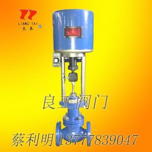 ZZWPE-16C自力式电控温度调节阀