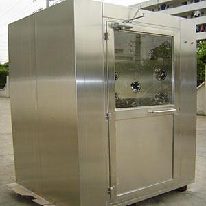 合肥風淋室設備 合肥風淋室價格 合肥雙人雙吹風淋室