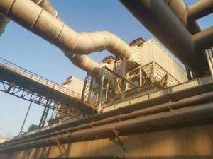 焦炉机侧除尘器--环保资质厂家