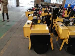 全液压厂家供应双钢轮压路机小型座驾压路机生产厂家