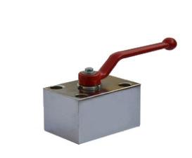 QJH型版式高压球芯截止阀