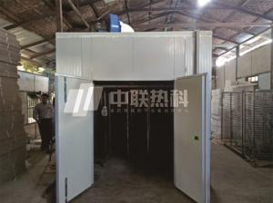 莲子烘干机湖南中联热科空气能热泵干燥箱房厂家直销高效节能