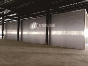 重庆中联热科腐竹空气能热泵干燥箱房环保节能技术好服务好