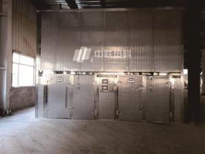 四川中聯熱科 新型茴香香料空氣能無污染干燥機房