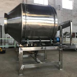 滾筒式食品混合機 不銹鋼潲水剩飯菜攪拌機