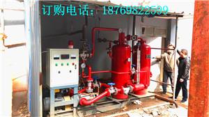 蒸汽冷凝水回收裝置的應急措施