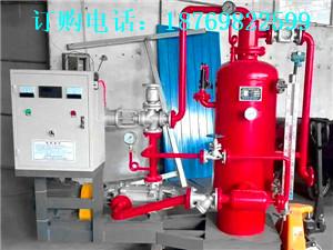 蒸汽冷凝水回收裝置在三大行業中的應用