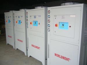 一體風冷式精密工業冷凍水循環恒溫機組