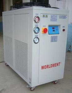 一體風冷式精密工業冷凍油循環恒溫機組