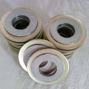 齐全不锈钢石墨缠绕垫片厂家,柔性石墨缠绕垫片销售价