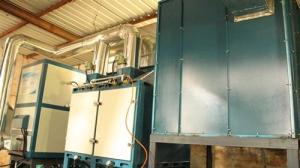 噴漆催化燃燒設備 催化燃燒設備 樂途環保