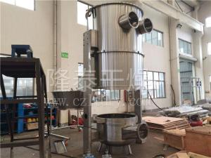 FL-120型沸腾制粒干燥机厂家