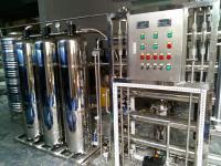 去離子純水設備 二級反滲透設備