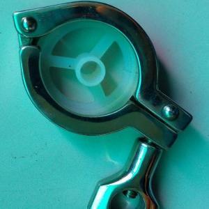 纯化水管道验证卡箍