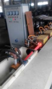 圓鋼、牙條、螺栓調質淬火生產線