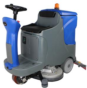 深圳捷美仕DM850座驾洗地机批发,配消毒液分配器