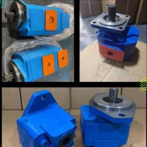 高压四联齿轮油泵 钻机专用四联泵 青州齿轮泵