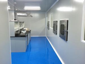 药厂万级车间净化工程设计制造 药厂净化空调净化机组设计安装
