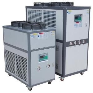 塑膠成型冷水機組,橡膠擠出成型制冷機 風冷式工業冷水機