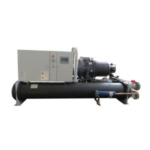 江苏螺杆式冷水机 制冷机组厂家 螺杆水冷冷冻机组