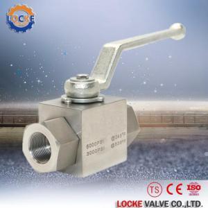 進口高壓小型球閥工作穩定可靠 經久耐用