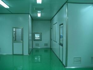 固体制剂洁净厂房设计施工