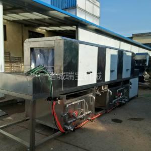 供應諸城瑞寶全自動洗筐機  XK-6000型物流箱清洗機